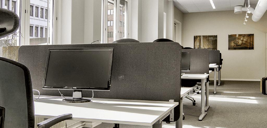 Hva koster en kontorplass?